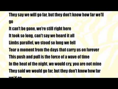 Mile Stereo Beach House Lyrics Song From Guinness Ad Youtube
