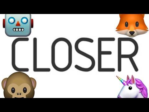 Animoji Karaoke ~ Closer
