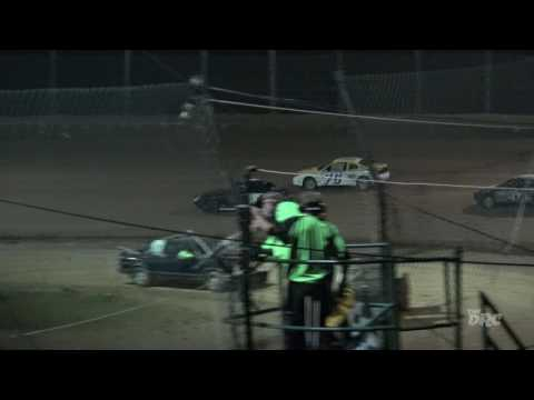 Moler Raceway Park | 8.19.16 | 10th Annual Ike Moler Memorial | Crazy Compacts | Heat 3