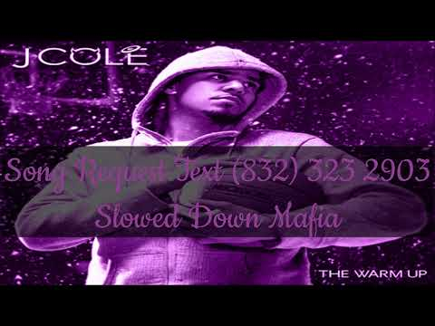20 J Cole   Hold It Down Slowed Down Mafia @djdoeman