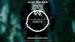 IGNITE - ALAN WALKER BGM || Whatsapp Status || Music Spectrum