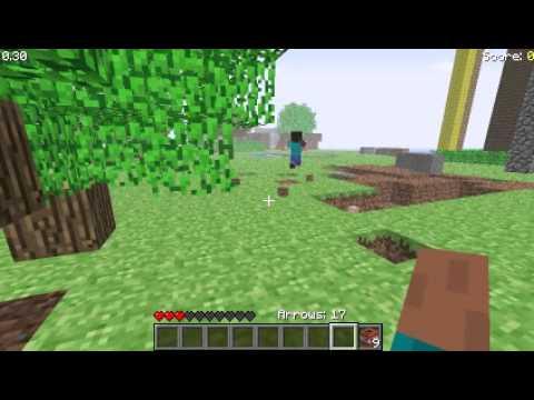 minecraft survival test glitch survival in classic