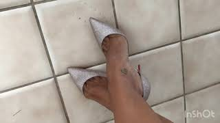 Zara Heels Review by stilettocouturebella