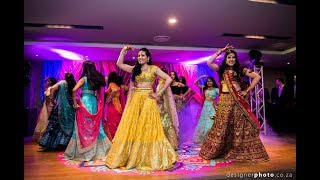 Family Sangeet Dance