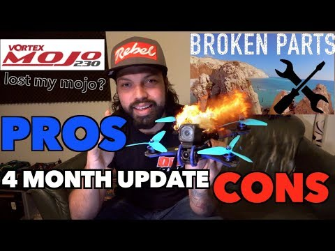4 Months with the Mojo 230 (Update, Review, Broken Parts, durability)
