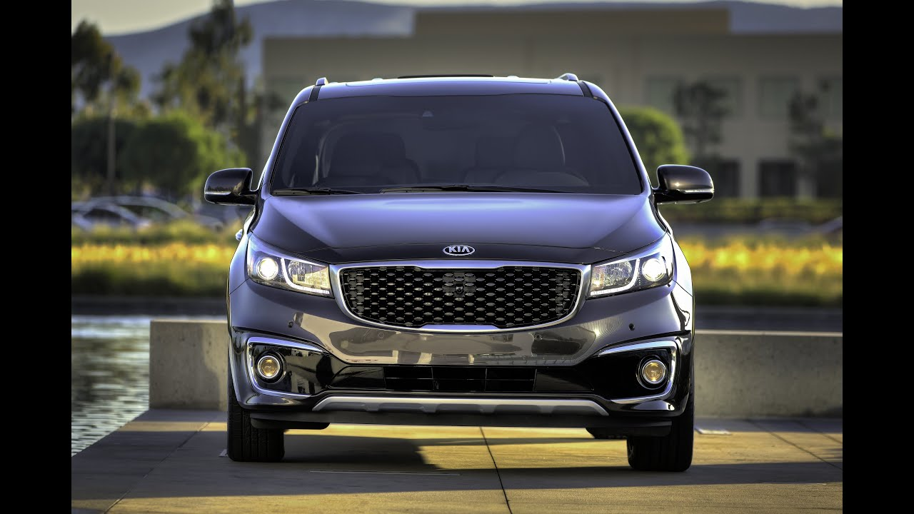 review minivan kia youtube ex sedona best ever watch the