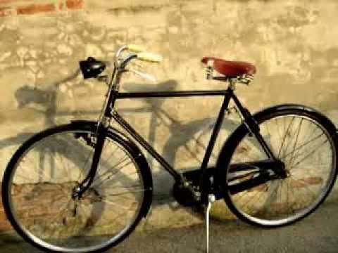 Ciclovintage Vende Bicicletta Con Freno A Bacchetta