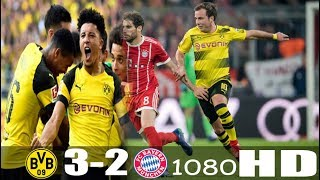 Borussia Dortmund 3 - 2 FC Bayern München | Falanqeynta Kulanka Elclassico Germany