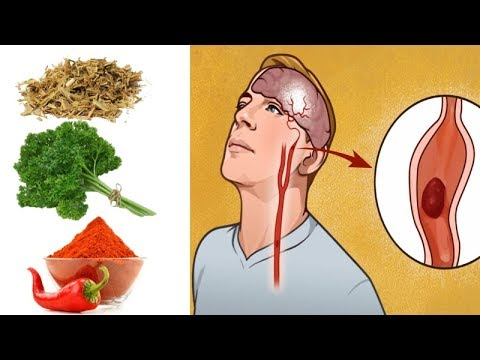 6-herbs-that-unclog-arteries-&-improve-blood-circulation