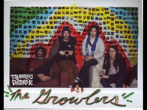 """Live on Radio K: The Growlers - """"One Million Lovers"""""""