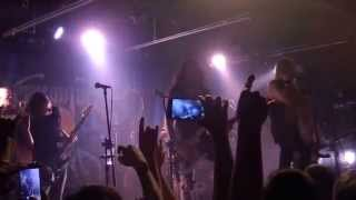 DragonForce - Through The Fire And Flames @Live in Taipei,Taiwan 20150912