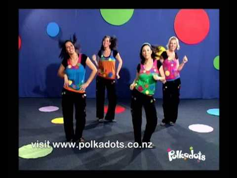 The Polkadots: Welcome Song