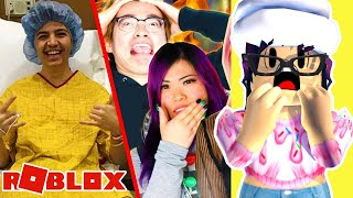 Roblox YouTubers Who BARELY ESCAPED Alive... (Preston, The Krew, PopularMMOS, GamingWithJen)