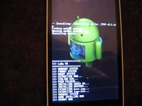 Установка прошивки Lewa OS 6  Android 4.2.2 на Acer Z150 Z5, плюс обзор!