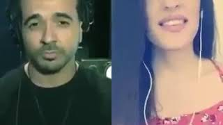 ديباسيتو مترجمة عربي / Despacito in Arabic