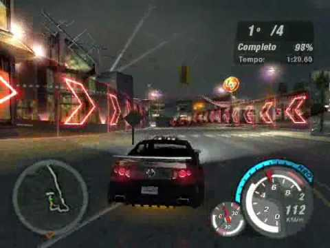 Tribute to Need For Speed Underground 2