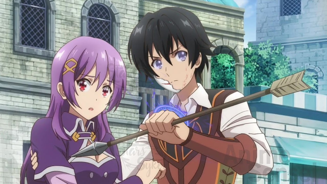 Download 10 Fantasy Anime Where Main Character Goes To Another World