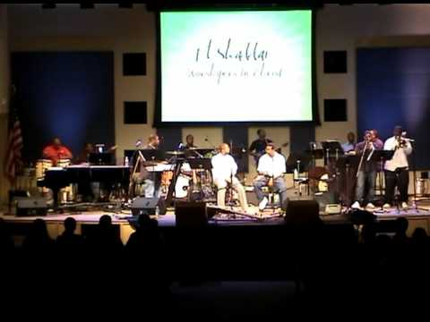"El Shaddai - Worshipers In Christ - ""Jesu"" - World Music Mission - Live In Concert"