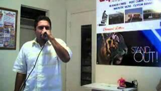ESTA DE PARRANDA EL JEFE. (karaoke)
