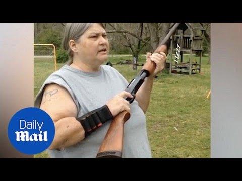 Crystal - WATCH:  Georgia Mom Shoots Up Her Teen Kid's Phones