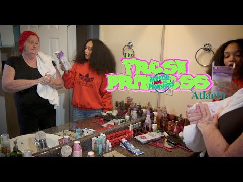 "Fresh Princess of Atlanta ""Mariah Carey"" S1- EP2"