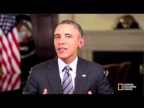 """US-Präsident als TV-Programmansager: Barack Obama präsentiert """"Unser Kosmos: Die Reise geht weiter"""" auf dem National Geographic Channel"""