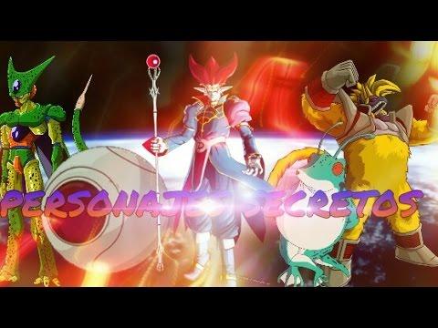 como jugar con demigra y  personajes secretos en Dragon Ball xenoverse Xbox 360