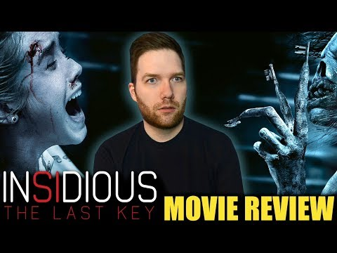 Insidious: The Last Key – Movie Review
