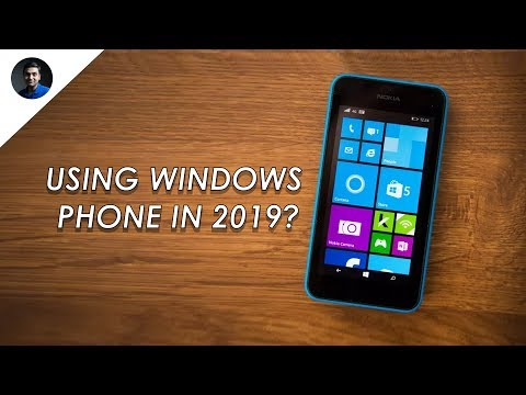 Can You Still Use Windows Phone Today? 8 Year Android User Switched To A Microsoft Windows Phone?