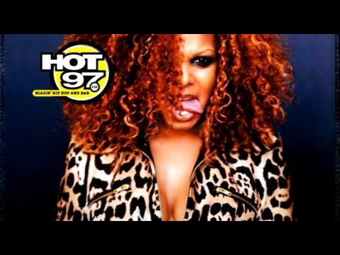 Janet Jackson HOT 97 Radio Interview (1998)