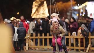 Vianočné trhy Aupark Košice 2016
