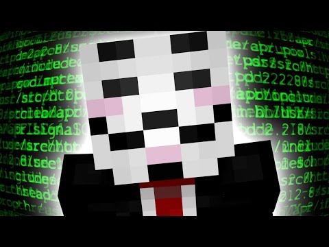 HACKERS IN MINECRAFT!?!?!