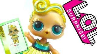 Сюрпризы ЛОЛ, игрушки и куколки ЛОЛ, открываем surprise LOL. Распаковка сюрпризов. Игрушкин ТВ