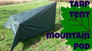 hidden gem tarp tent, but does it work?