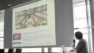 Pixelspaces Conference, Ars Electronica 2013 - Enrique Rivera
