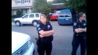 Law knowing citizen vs police in dmv