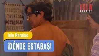 Isla Paraiso - !Donde estabas! Angelina y Juan Luis