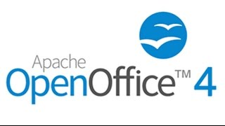 How to download and install OpenOffice 4.1.3 [2017] !!!!