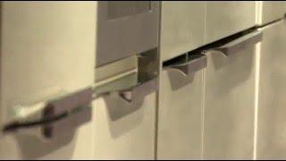 видео ручки для кухонной мебели