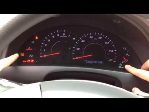 Смотреть видео Reset Oil Maintenance Light 2010 To 2017 Toyota Camry онлайн скачать на мобильный
