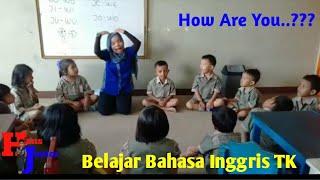 Pembelajaran Bahasa Inggris TK || hans junior belajar bahasa inggris