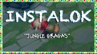 Repeat youtube video Instalok - Jungle Gragas (Santa Claus Is Coming To Town PARODY)