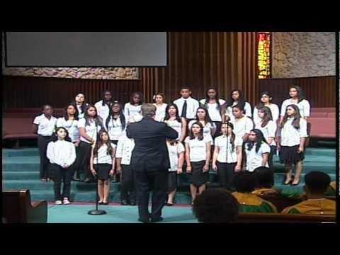 Miami Temple SDA (Greater Miami Adventist Academy Choir) Movement 2