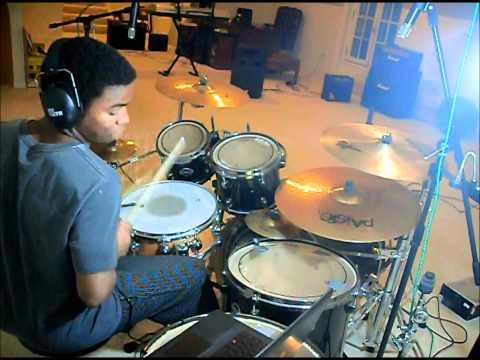 Berklee Drum Audition Shed
