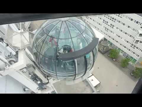 Ericsson Globe SkyView Stockholm, Sweden