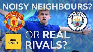 Manchester Derby: Could City leave rivals United behind? - BBC Sport