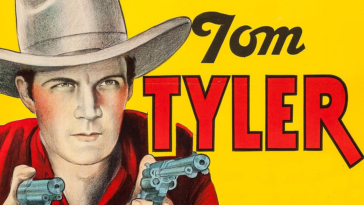 Santa Fe Bound (1936) TOM TYLER