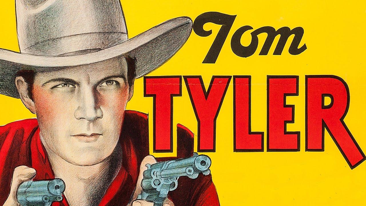 Santa Fe Bound (1936) TOM TYLER