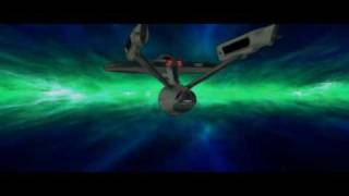 Star Trek V: The Final Frontier - The Enhanced Re-edit - Test CGI Montage