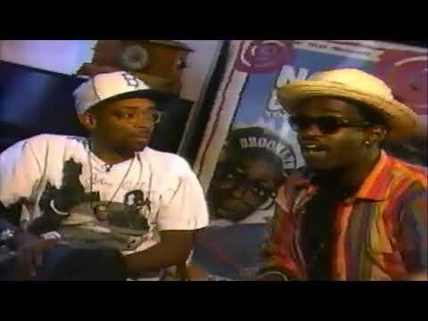 Spike Lee criticized the 2 Live Crew on MTV Raps, 2 Live crew  responds on the Arsenio Hall show..